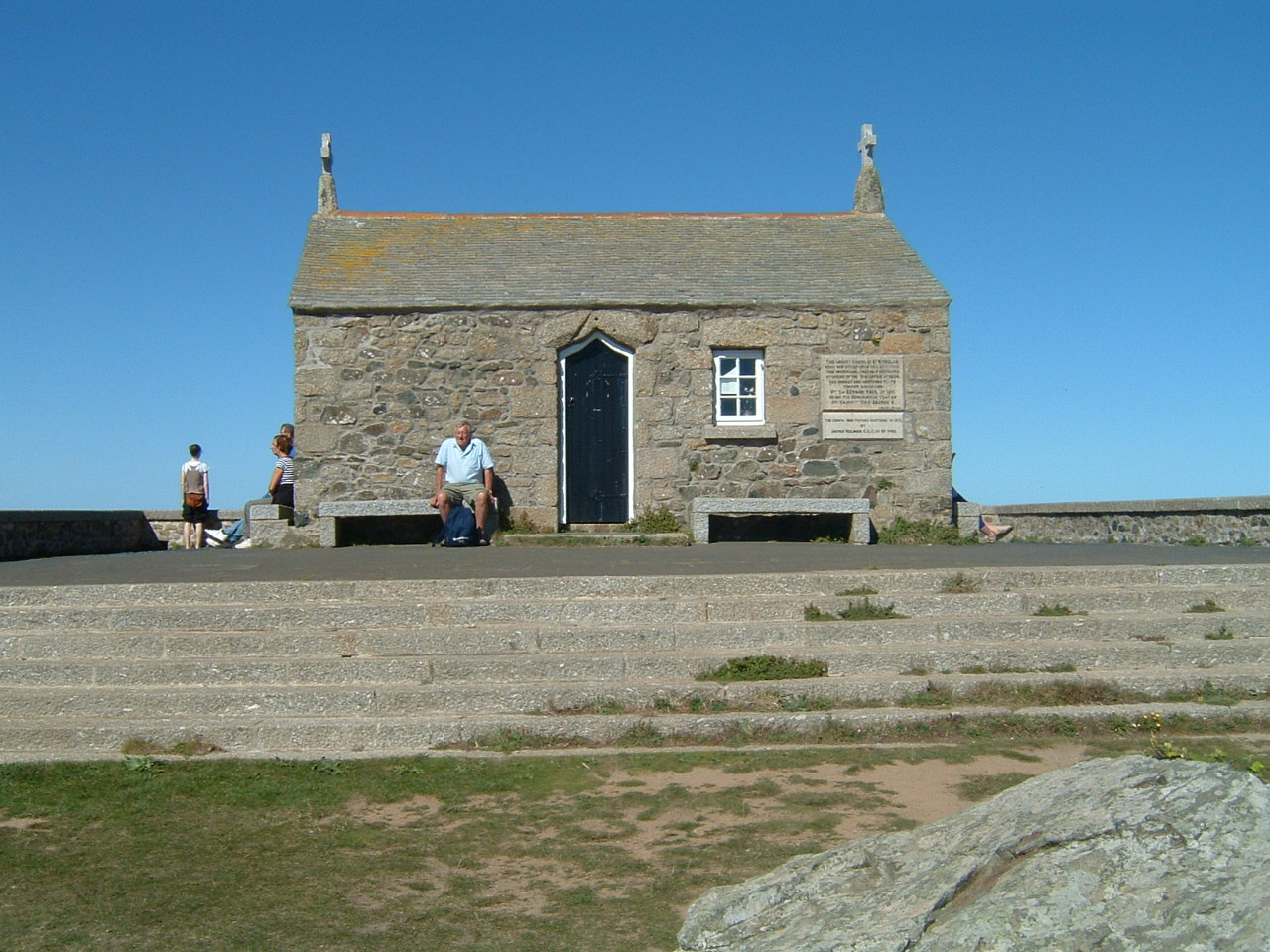 St Ives Chapel