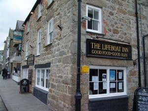 The Lifeboat Inn St Ives