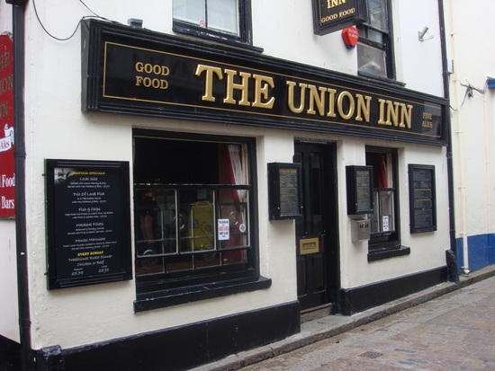The Union Inn St Ives