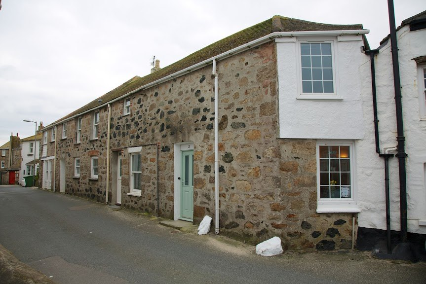 seaglass holiday cottage st ives