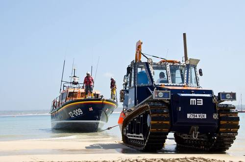 St Ives Lifeboat Day 2013