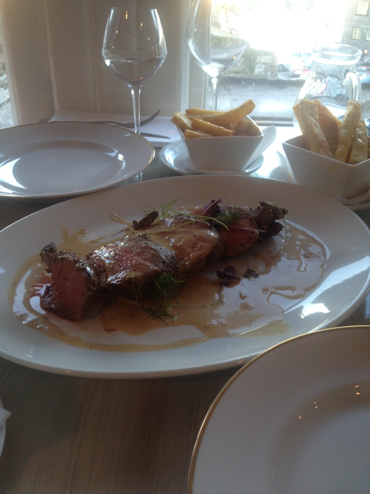 The Loft Restaurant St Ives Steak
