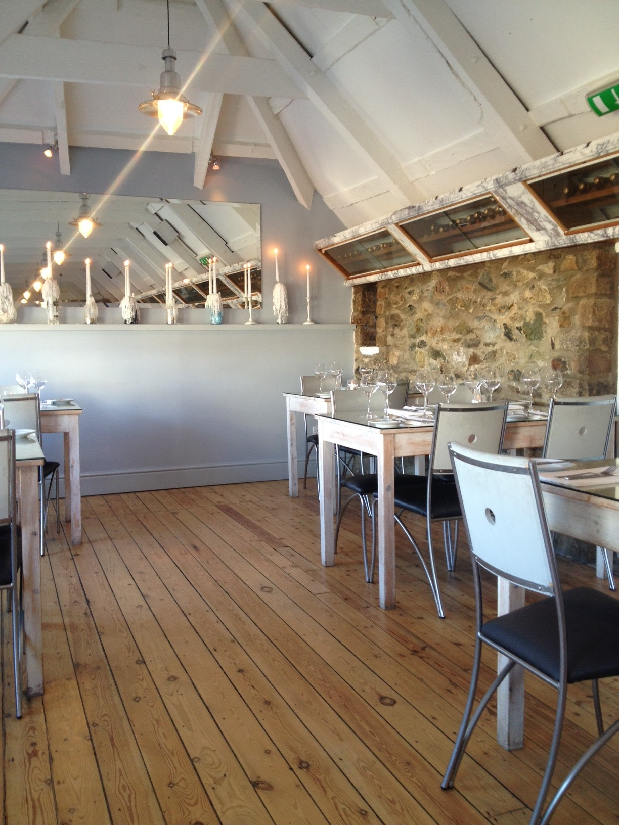 The Loft Restaurant St Ives