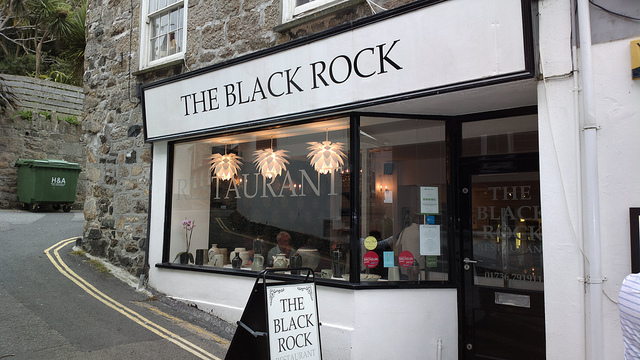 the black rock st ives